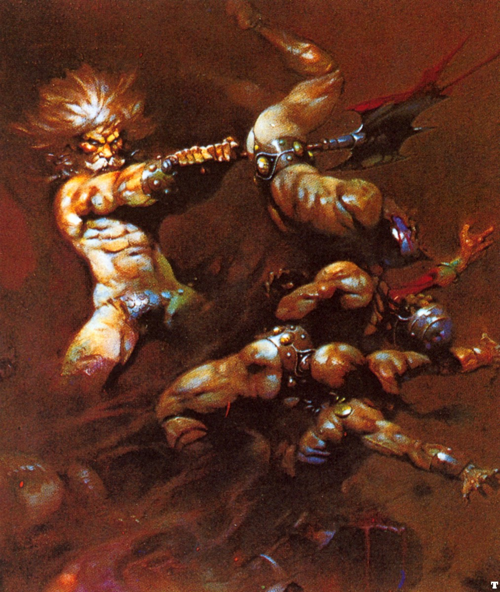 Conan The Barbarian Ar...